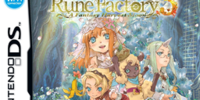 Rune Factory 3: A Fantasy Harvest Moon (NDS)