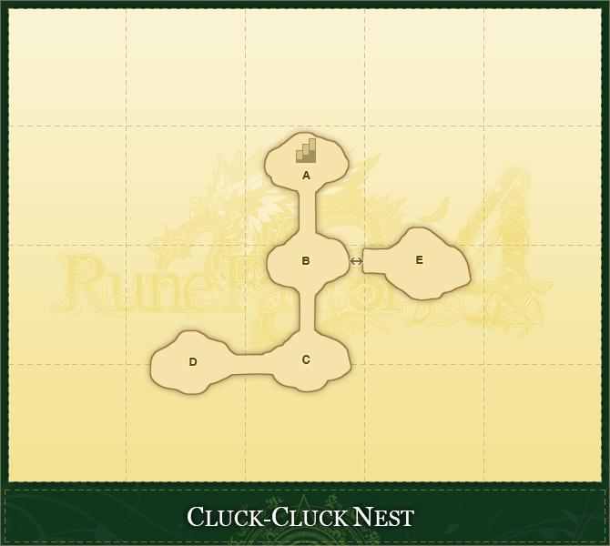 Cluck cluck nest