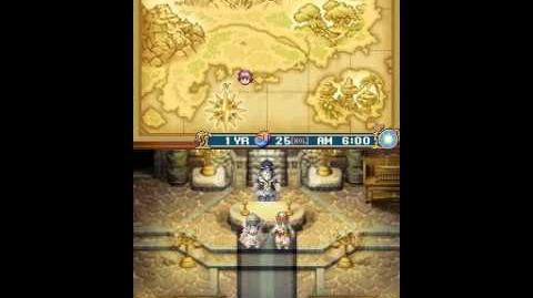 Rune Factory 2 A Fantasy Harvest Moon Propose and Wedding to Mana