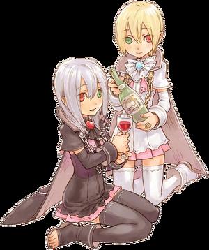 Noire and Iris