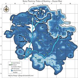 Ocean Map