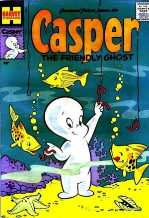 Casper, the Friendly Ghost Vol 1 69