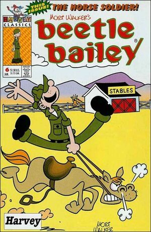 Beetle Bailey Vol 1 6