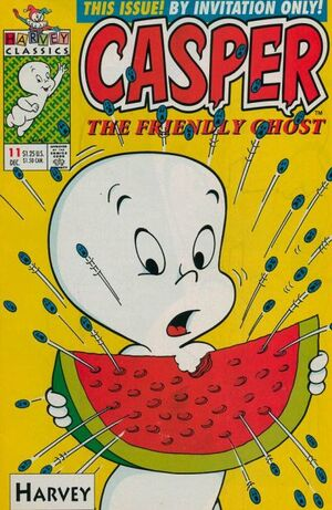 Casper the Friendly Ghost Vol 2 11