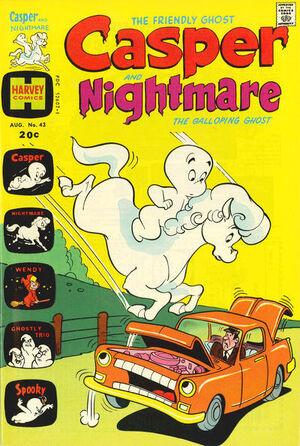 Casper and Nightmare Vol 1 43
