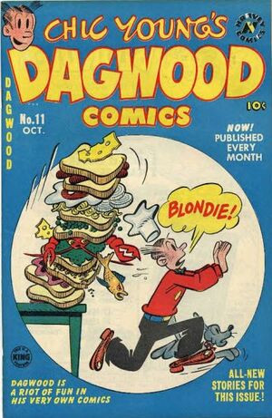 Dagwood Comics Vol 1 11