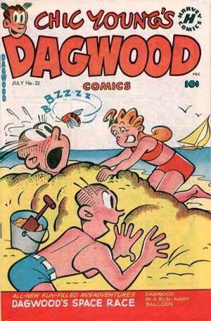 Dagwood Comics Vol 1 32