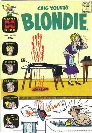 Blondie Comics Vol 1 148