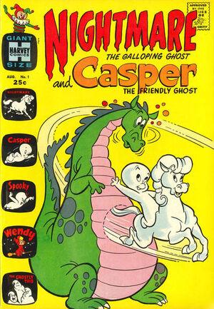 Nightmare and Casper Vol 1 1