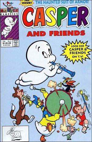Casper and Friends Vol 1 3