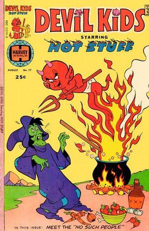 Devil Kids Starring Hot Stuff Vol 1 77