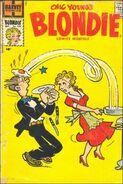 Blondie Comics Vol 1 130