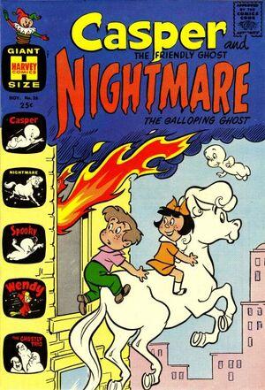 Casper and Nightmare Vol 1 26