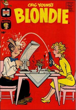 Blondie Comics Vol 1 145