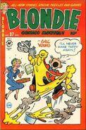 Blondie Comics Vol 1 37