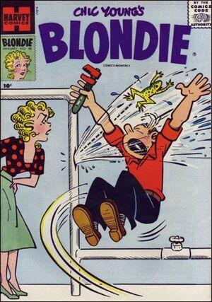 Blondie Comics Vol 1 98