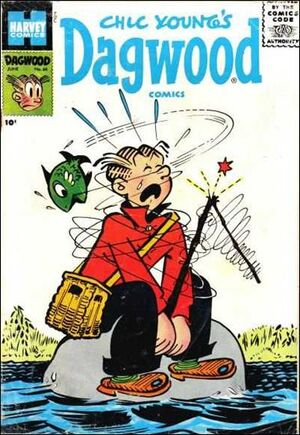 Dagwood Comics Vol 1 66