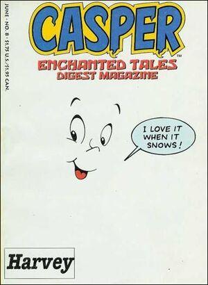 Casper Enchanted Tales Digest Vol 1 8