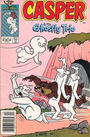 Casper and The Ghostly Trio Vol 1 10