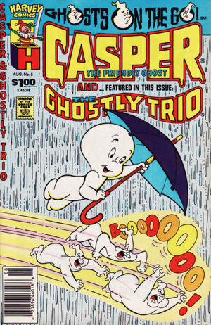 Casper And... Vol 1 5