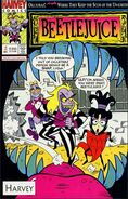 Beetlejuice Crimebusters on the Haunt Vol 1 2