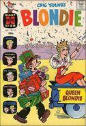 Blondie Comics Vol 1 157