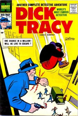 Dick Tracy Vol 1 127