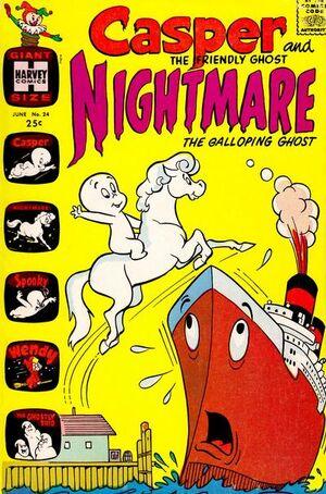 Casper and Nightmare Vol 1 24