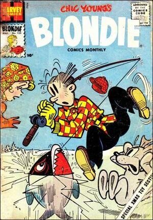 Blondie Comics Vol 1 123