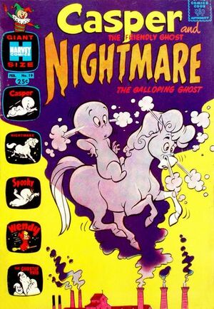 Casper and Nightmare Vol 1 19