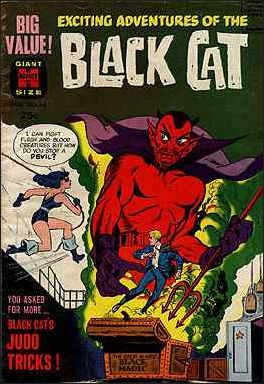 Black Cat Comics Vol 1 64