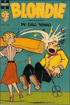 Blondie Comics Vol 1 72