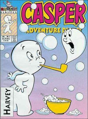 Casper Adventure Digest Vol 1 3