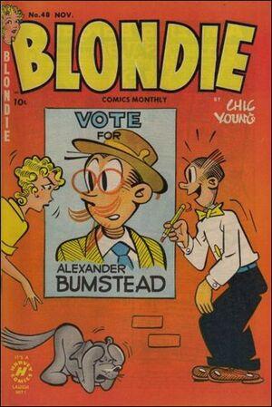 Blondie Comics Vol 1 48