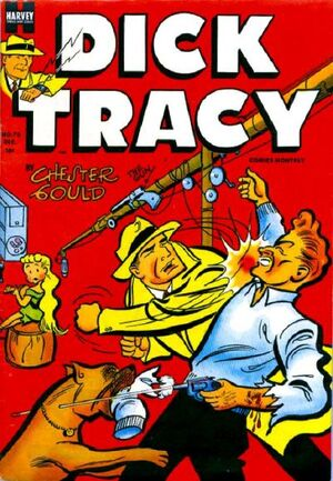 Dick Tracy Vol 1 70