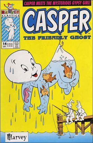 Casper the Friendly Ghost Vol 2 14
