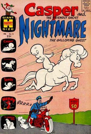 Casper and Nightmare Vol 1 11