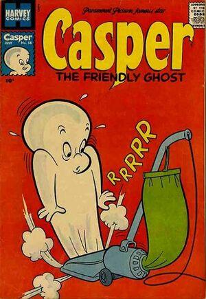 Casper, the Friendly Ghost Vol 1 58