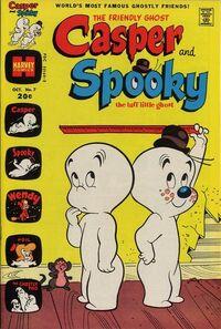 Casper and Spooky Vol 1 7