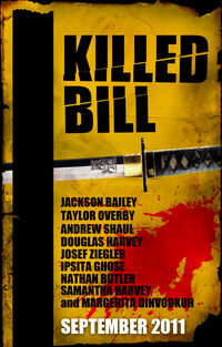 Killedbillteaserposter