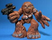 Chewbacca wave11