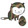 Camohatched