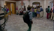 Ichabod Crane Ghost Academy Hallway