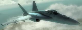 FA-18E SuperHornet