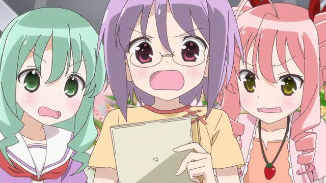 File:-Ohys-Raws- Sore ga Seiyuu! - 05 (MX 1280x720 x264 AAC).mp4 snapshot 22.15 -2015.08.07 22.36.05-.jpg
