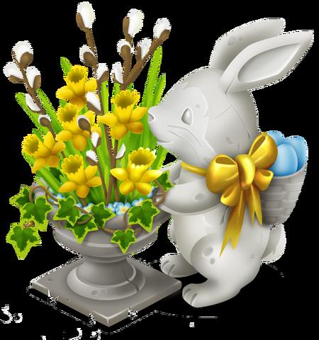 File:Bunny Flowerpot.png