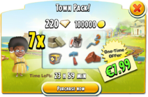Town Pack