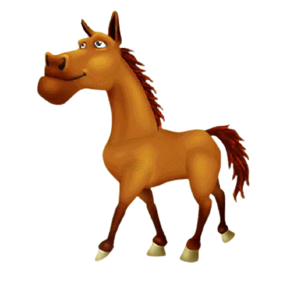 File:Bay Horse Walking.png