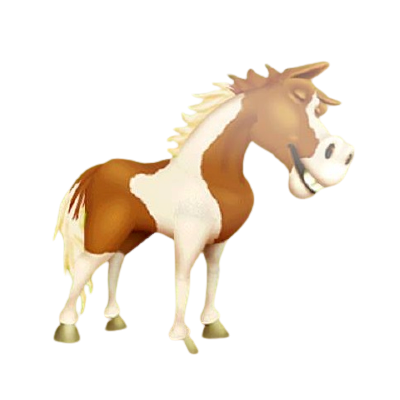 File:Pinto Horse Sleeping.png