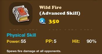 Skillfire Wildfire
